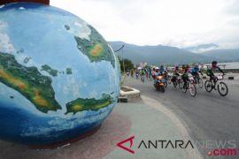 "Ribuan pesepeda meriahkan ""Sepeda Nusantara"" di Kediri"