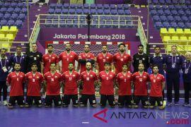Tim bola tangan putra Iran tekuk Malaysia 55-11