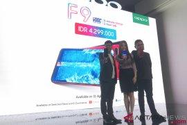 Resmi masuk Indonesia, ini harga Oppo F9