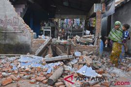 BMKG catat 147 gempa bumi susulan di Lombok