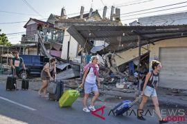 Retno Marsudi katakan wisatawan asing sudah dievakuasi dari Pulau Lombok