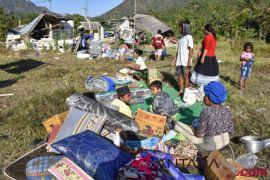 Korban gempa Lombok butuh tenda dan selimut