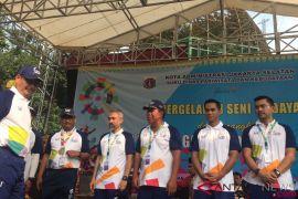 Lukman Sardi hingga Anjasmara jadi pembawa obor Asian Games