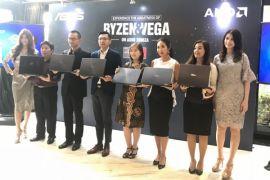 Asus hadirkan laptop bertenaga AMD Ryzen