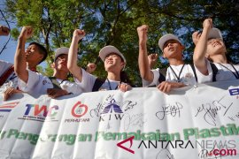 BUMN Hadir- Peserta SMN Kalteng kembali ke Palangkaraya