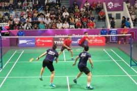 Dua ganda Indonesia ke semifinal bulu tangkis