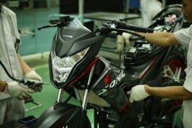 Honda Sonic 150R ubah tampilan jadi lebih agresif