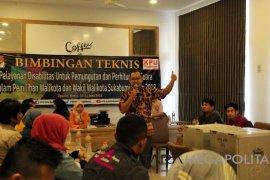 KPU Sukabumi konsultasi terkait bacaleg gunakan narkoba