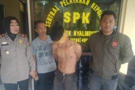 Kapolsek Nyalindung pimpin langsung penangkapan pencuri motor