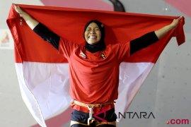 Perolehan medali Asian Games Jumat pagi, kemarin Indonesia tambah dua emas