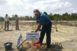 PT Timah berkomitmen lakukan reklamasi lahan bekas tambang