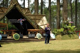 Proyek Percontohan 'Nomadic Tourism' Dikembangkan Di Bandung