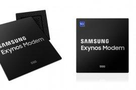 Samsung umumkan modem 5G Exynos 5100