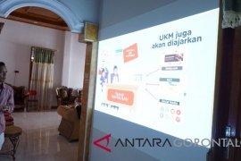 BUMN Hadir - SMN Lampung Diberi Pelatihan Kelola Toko Online