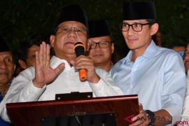 Partai Gerindra fokus isu ekonomi di kampanye Pemilu 2019