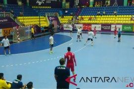 Diwarnai dua kartu merah, bola tangan Bahrain susah payah kalahkan Iran