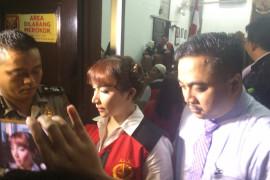 Roro Fitria tanyakan pengaruh injeksi kolagen terhadap hasil tes narkoba di persidangan