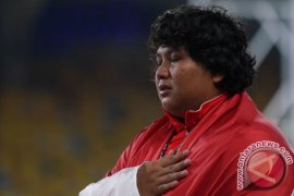 Atlet Eki sumbang perunggu tolak peluru Asian