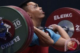 Pelatih optimistis lifter Indonesia sumbang emas