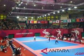 Korea sabet emas pertama taekwondo