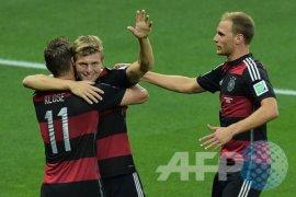 Kross terpilih sebagai pemain terbaik Jerman