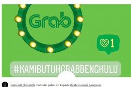 Dishub Bengkulu : Manajemen Grab masih urus perizinan