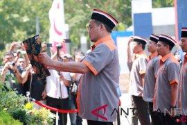 Mantan teroris ikrar setia NKRI usai upacara kemerdekaan