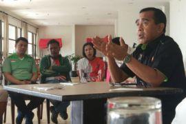 Tono Suratman tinjau persiapan atlet paralayang Asian Games