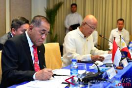 Indonesia-Filipina sepakat tingkatkan kerja sama antiterorisme