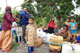 Kemensos salurkan bansos gempa Lombok Rp1,25 triliun