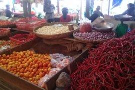 Harga cabai dan bawang di Ambon bergerak turun