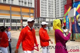 Pembenahan wisma atlet Asian Para Games terus digenjot