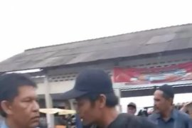 Anggota DPRD Langkat ditangkap saat sosialisasi