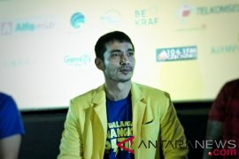 Produseri film anak, Abimana Aryasatya ngaku nekat
