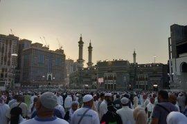 Laporan dari Mekkah - Menjaga haji mabrur setelah di Tanah Air