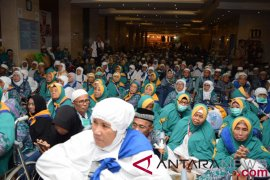 Laporan dari Mekkah - Jamaah diminta tak panik terpisah rombongan di Madinah
