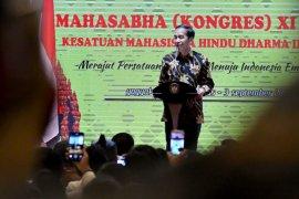 Presiden ajak mahasiswa tumbuhkan optimisme bangun bangsa