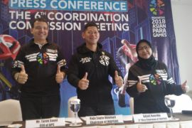 Pembukaan Asian Para Games, INAPGOC jamin akan meriah