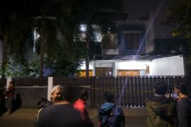 Keluarga Kapitra Ampera dimintai keterangan teror molotov