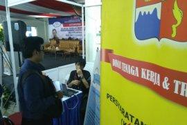 Disnakertrans Kota Bogor klaim angka pengangguran turun
