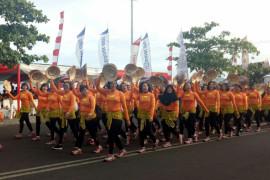 Warga Manado antusias sambut penyelaman massal wanita terbanyak