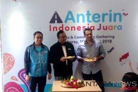 """""""Anterin"""" berikan promo khusus menyambut Asian Games 2018"""