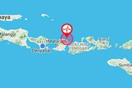 Gempa 6,5 SR Lombok terasa di Bali