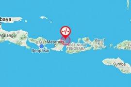 Gempa kembali guncang Lombok hingga terasa di Bali