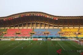 Iran versus Myanmar 0-0 di babak pertama