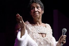 Gaun Aretha Franklin akan dilelang, harganya capai Rp59,8 juta
