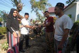 Banjarmasin Naval Base distributes 700 qurban coupons