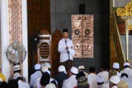 Bupati-Wakil Bupati Batola Doakan Keselamatan Jamaah Haji