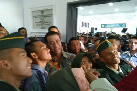 Mentan motivasi lulusan STPP Bogor majukan pertanian