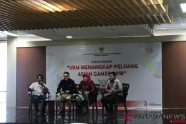 Asian Games buka peluang UMKM tembus ekspor